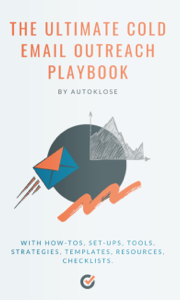 The ultimate cold email outreach playbook